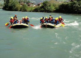 Rafting Fun Zillertal