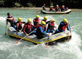 Rafting Ziller