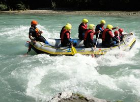 Outdoor Rafting Zillertal