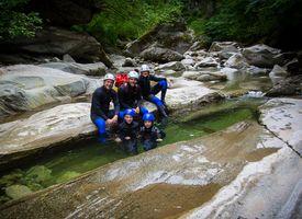 Tolles Canyoninggebiet im Zillertal