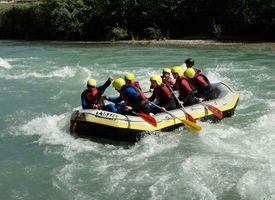 Freiluftakademie Rafting Zillertal